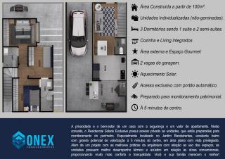 Poços de Caldas: Residencial Solaris Exclusive 8