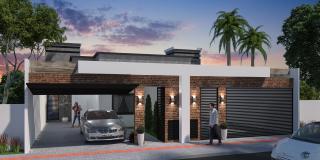 Brusque: Casa Baixa tipo geminado de excelente padrão 1
