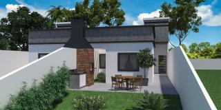 Brusque: Casa Baixa tipo geminado de excelente padrão 2
