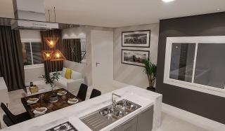 Brusque: Casa Baixa tipo geminado de excelente padrão 3