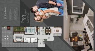 Brusque: Casa Baixa tipo geminado de excelente padrão 5