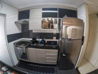 São Paulo: Apartamento com acabamento de primeira 3