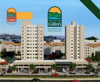 Contagem: Parque das Gerais - Residencial Mantiqueira - Contagem-MG 1