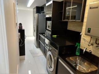 São Paulo: Apartamento de luxo para casal atrás do shopping Morumbi Town 2