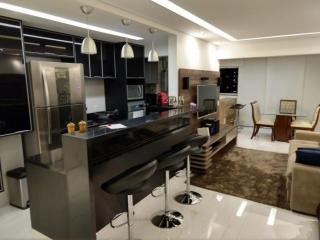 São Paulo: Apartamento de luxo para casal atrás do shopping Morumbi Town 4