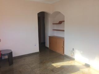 São Vicente: Apto na Ilha Porchat, frente ao mar, cozinha mobiliada, ar cond. salão de festas, churrasqueira 3