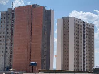Goiânia: Apartamento de 2/4 sendo 1 suíte, 1 vaga de garagem, elevador, documentação grátis. 1