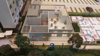 Goiânia: Apartamento de 2/4 sendo 1 suíte, 1 vaga de garagem, elevador, documentação grátis. 4