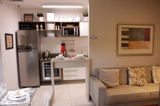 Goiânia: Apartamento de 2/4 sendo 1 suíte, 1 vaga de garagem, elevador, documentação grátis. 7