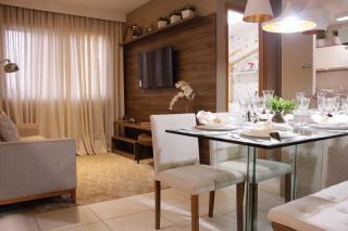 Goiânia: Apartamento de 2/4 sendo 1 suíte, 1 vaga de garagem, elevador, documentação grátis. 8