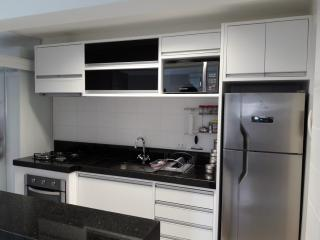 Curitiba: Prático apartamento 2 quartos em condomínio clube no Vista Alegre/Mercês 4