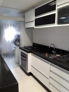 Curitiba: Prático apartamento 2 quartos em condomínio clube no Vista Alegre/Mercês 5