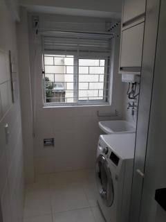 Curitiba: Prático apartamento 2 quartos em condomínio clube no Vista Alegre/Mercês 6