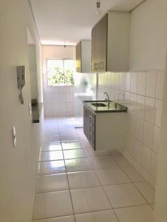 Itatiba: espaçoso e arejado apartamento de 59m2 de frante para a Natureza 1