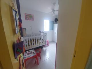 Santos: Apartamento 2 quartos, suite e WC social, reformado, garagem demarcada, bx condominio, bem localizado 4