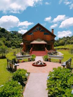 Camanducaia: Sítio Pousada Ecológica  em Monte Verde-MG 2