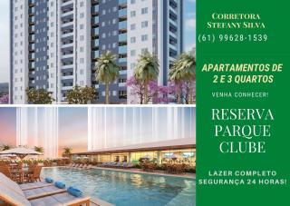 Águas Claras: Apartamentos 2 e 3 Quartos - Águas Claras DF 1