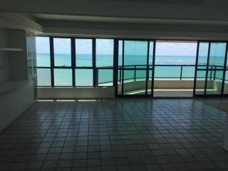 Jaboatão dos Guararapes: Alugo Apartamento Alto Padrão Beira Mar Piedade, 4 Quartos (3 suítes), 180m² 1