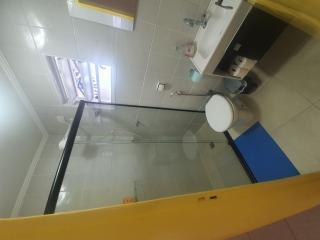 Santos: Apartamento 2 quartos, suite e WC social, reformado, garagem demarcada, bx condomínio 3