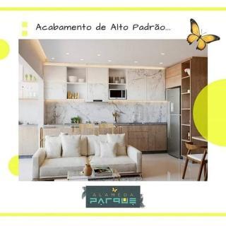 Goiânia: Apartamento Alameda Parque 2
