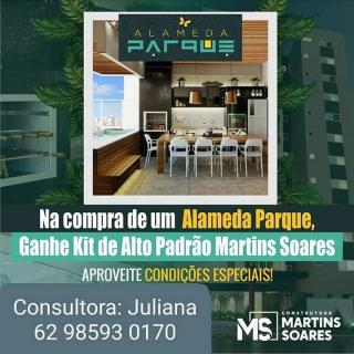 Goiânia: Apartamento Alameda Parque 4