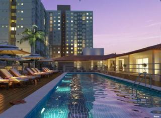 Cariacica: Apartamento 3 quartos no Villaggio Campo Grande, andar alto, reformado, 2 vagas de garagem 1