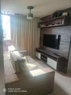 Cariacica: Apartamento 3 quartos no Villaggio Campo Grande, andar alto, reformado, 2 vagas de garagem 5