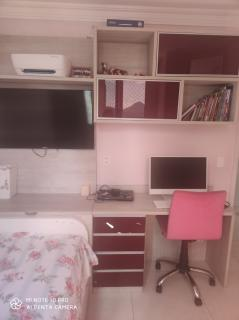 Cariacica: Apartamento 3 quartos no Villaggio Campo Grande, andar alto, reformado, 2 vagas de garagem 6