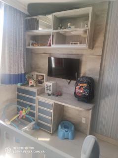 Cariacica: Apartamento 3 quartos no Villaggio Campo Grande, andar alto, reformado, 2 vagas de garagem 7