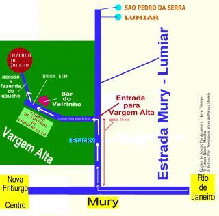 Nova Friburgo: 1.000.000 m2 próx.a São Pedro da Serra/Lumiar -N.Friburgo -RJ 7