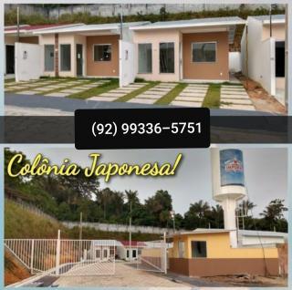 Manaus: Casa Nova em Condomínio Fechado no Parque 10 de Novembro 1
