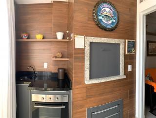 Governador Celso Ramos: Apartamento pronto para morar e com mobília, próximo a praia. 4