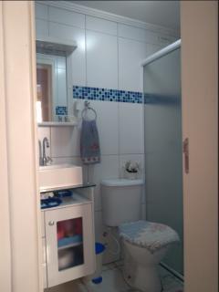 São José dos Campos: R$ 220.000  Apto Palmeiras São José (Parque Industrial), 2 quartos + suíte, único dono/morador 3