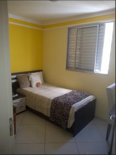 São José dos Campos: R$ 220.000  Apto Palmeiras São José (Parque Industrial), 2 quartos + suíte, único dono/morador 4