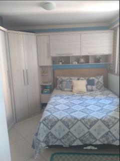 São José dos Campos: R$ 220.000  Apto Palmeiras São José (Parque Industrial), 2 quartos + suíte, único dono/morador 5