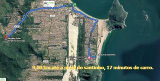 Florianópolis: Vendo Casa com 2 quartos na Vargem do Bom Jesus 7