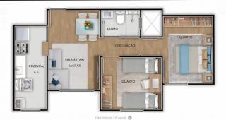 Paulínia: Laçamento - Apartamentos MRV 4