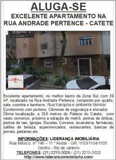 Rio de Janeiro: Excelente apartamento Conjugadão no Catete. Melhor bairro da Zona Sul! 1