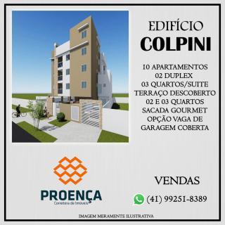 São José dos Pinhais: Apartamento em São José dos Pinhais com suite - Cidade Jardim 1