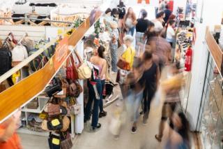 Belo Horizonte: Aluguel de loja comercial na Feira Shop 3