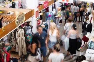 Belo Horizonte: Aluguel de loja comercial na Feira Shop 4