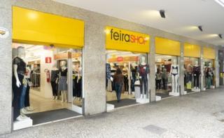 Belo Horizonte: Aluguel de loja comercial na Feira Shop 5