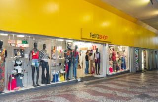 Belo Horizonte: Aluguel de loja comercial na Feira Shop 6