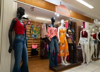 Belo Horizonte: Aluguel de loja comercial na Feira Shop 7