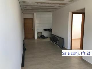 Contagem: Apartamento novo -Excelente área privativa Novo Eldorado 3
