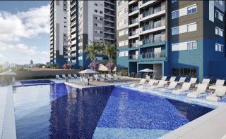 Guarulhos: Apartamentos com 1 ou 2 dormitórios, com suíte, vaga e terraço. 5