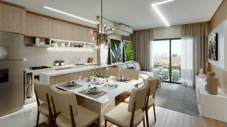 Guarulhos: Apartamentos com 1 ou 2 dormitórios, com suíte, vaga e terraço. 6