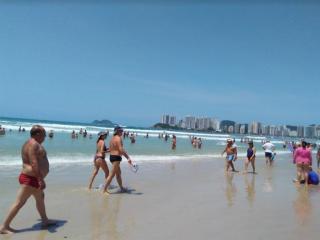 Guarujá: Apartamento Loft impecável há duas quadras da Praia das Pitangueiras no Guarujá 1
