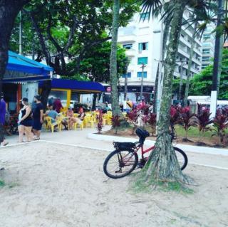 Guarujá: Apartamento Loft impecável há duas quadras da Praia das Pitangueiras no Guarujá 2