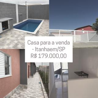 Itanhaém: Casa para vender - Itanhaém 1